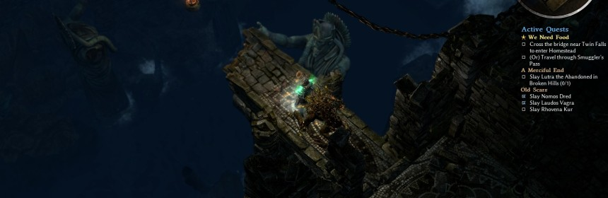 Review: Grim Dawn | Gold-Plated Games