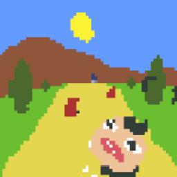 Pixelated Journey